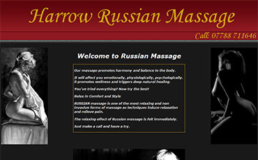 Harrow Russian Massage